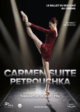 Balletto del Bolshoi: Carmen Suite/Petroushka