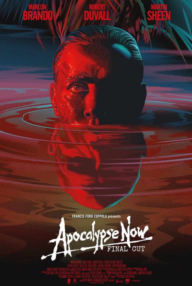 """Dal 14 al 16 ottobre al cinema troveremo """"Apocalypse now-Final Cut"""" diretto da Francis Ford Coppola"""