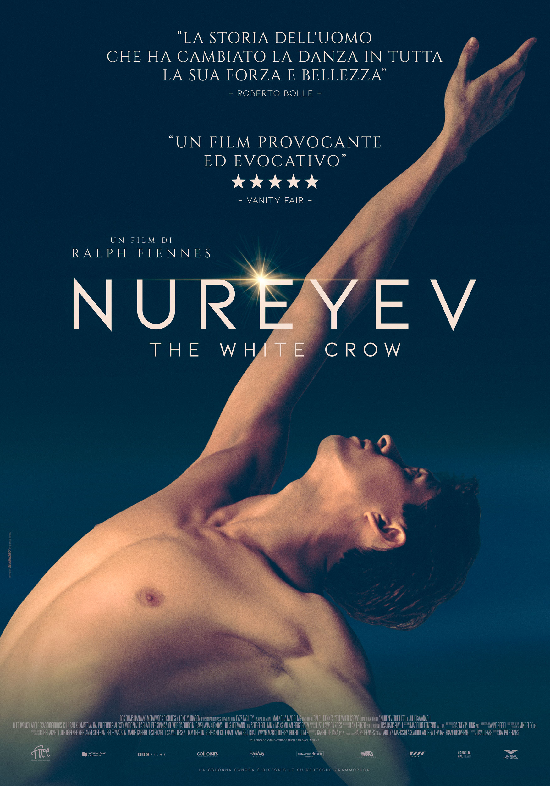 Nureyev: The white crow