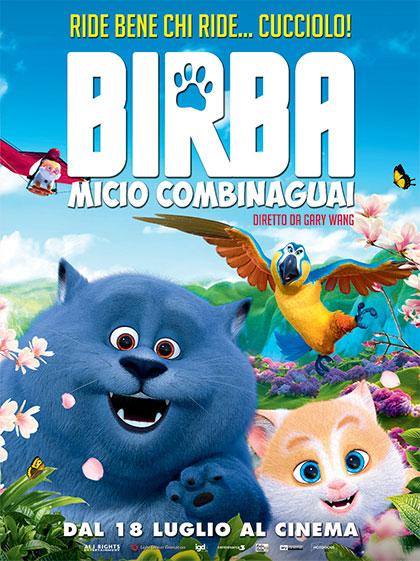 Birba - Micio Combinaguai