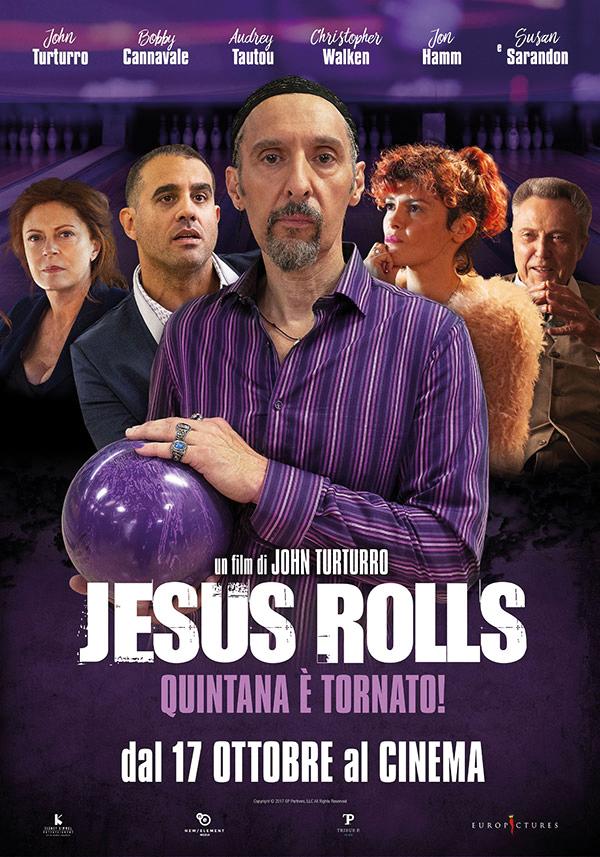 The Jesus Rolls - Quintana è tornato